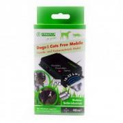 Aparat portabil cu ultrasunete pentru alungarea insectelor, cainilor si pisicilor Free Mobile 70626, Isotronic, 40mp, 510020 ISG