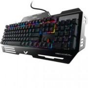 Клавиатура Hama Urage m3chanical, гейминг, механична, RGB, макро функция, черна, USB
