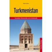 Reisgids Turkmenistan   Trescher Verlag