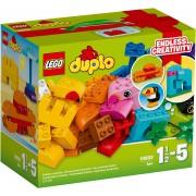 LEGO® creatieve bouwdoos kleurrijke dierenwereld (10853), »LEGO® DUPLO®«