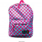 Mochila Escolar Bags PICNIC M003-PI-Rosa con Blanco