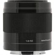 Sony E 50mm f/1.8 OSS Zwart