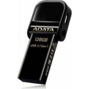 USB Flash Drive ADATA AI920 128GB USB 3.1/Lightning Black