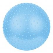 Gimnastică masaj minge Spokey Saggio POTRIVI albastru 65cm
