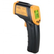 Non-Contact Ir Infrared Digital Temperature Thermometer Hand-Held Tempe