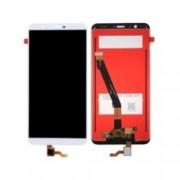 Дисплей за Huawei P Smart / Enjoi 7S, LCD, с тъч, бял