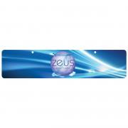 Zeus Electrosex Display Sign