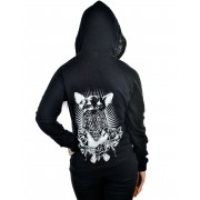 kapucnis pulóver női - CHIHUAHUA - TOO FAST - WHBO-CHIH