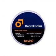 Be-Viro Men´s Only Beard Balm cera per la barba 50 ml tonalità Vanilla, Tonka Beans, Palo Santo uomo