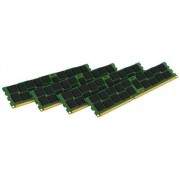 Kingston KVR16LR11S8K4/16I RAM 16Go 1600MHz DDR3L ECC Reg CL11 DIMM Kit 4x4Go 1.35V, 240-pin, Certifié Intel