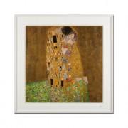 Gustav Klimt – Der Kuss (1908 / 1909)