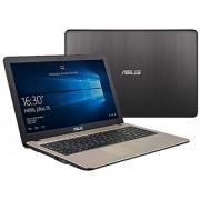 Asus X541UA-DM655T LAPTOP (7th Gen. Ci3-7100U/ 4GB DDR4/ 1TB HDD/15.6 FULL HD / Win10) (CHOCOLET BLACK)