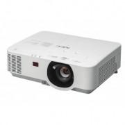 NEC - P603X Proyector para escritorio 6000lúmenes ANSI 3LCD XGA (1024x768) Blanco videoproyector