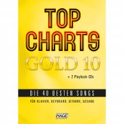 Hage Musikverlag Top Charts Gold 10