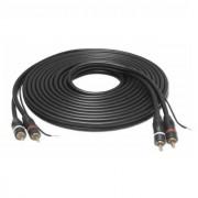 Cablu 2RCA - 2RCA 5M + Remote