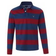 Gant Rugby-Shirt 1/1-Arm GANT mehrfarbig