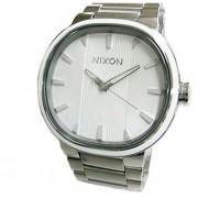 Reloj Nixon A090100 Para Mujer - Plateado