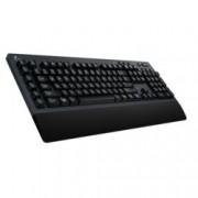 Клавиатура Logitech Lіghtѕрееd G613, безжична, механична, гейминг, черна, USB