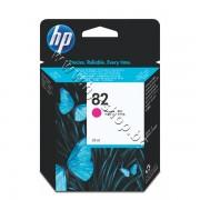 Мастило HP 82, Magenta (28 ml), p/n CH567A - Оригинален HP консуматив - касета с мастило