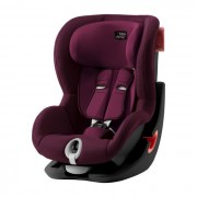Romer Autosjedalica King Ii Black Series - Burgundy Red