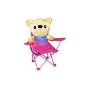 Cadeira Dobrável Infantil Mor Ursinhos 002090