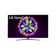 Televizor LED LG 65NANO913NA, 4K, 165 cm, Procesor α7, Dolby Atmos, Smart TV, CI+, Bluetooth, Wi-Fi, Clasa energetica A+, Negru