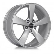 Avus Af10 8,5x19 5x108 Et40 73.1 Silver - Llanta De Aluminio