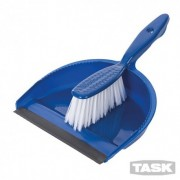 Dustpan & Brush Set Display Box - Pack of 24 902240 5024763074523 Task