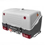 Cutie portbagaj transport diverse bagaje Towbox V1 Gri