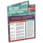 Questioning Strategies to Activate Student Thinking: Quick Reference Guide, Hardcover/Jackie Acree Walsh