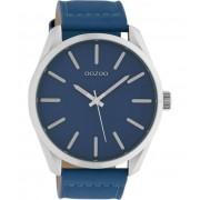 OOZOO Timepieces Horloge Mykonos Blauw C10321
