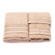 Set de 3 prosoape baie Valentini Bianco TM703/1193