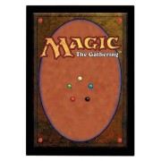 Protège Cartes Ultra Pro Magic The Gathering Dos Carte Magic X80
