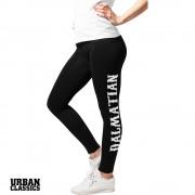 Dalmatian Sport Leggings - Slim Fit