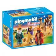 Playset Christmas Playmobil 9497 Regi magi (13 Pcs)