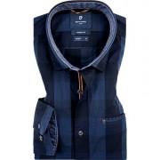 Pierre Cardin Hemden Herren, Baumwolle, blau
