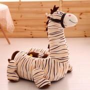 Fotoliu din plus Zebra