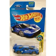 Hot Wheels 2017 HW Speed Graphics 2016 Ford GT Race 166/365