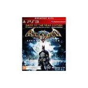 Game Batman - Arkham Asylum - PS3