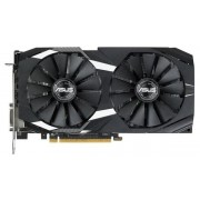 Placa Video Asus Dual Radeon RX 580 OC, 8GB, GDDR5, 256 bit