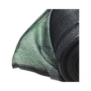 Plasa de umbrire 1,2 x 50 m, grad de umbrire 80%, verde