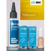 Lichid Tigara Electronica Premium Jac Vapour Toffeenana 70ml, Nicotina 5,1mg/ml, 80%VG 20%PG, Fabricat in UK, Pachet DiY