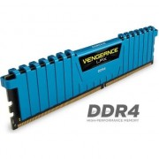 Memorie ram corsair Vengeance LPX, DDR4, 16GB, 2666MHz, CL16 (CMK16GX4M4A2666C16B)