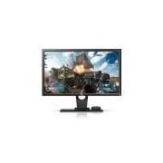 Monitor Gamer BenQ Zowie XL2430 de 24 144Hz, Conexão Display Port, Lag-Free, Black Equalizer, S-Swtich, Low Blue Light e Ajuste de Altura, Grafite Fosco