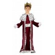Costum Mag Visiniu pentru copii varsta 5- 6 ani - PartyMag