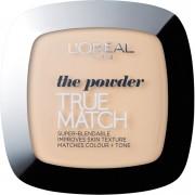 L'Oréal Paris True Match Powder Foundation (Various Shades) - Golden Ivory