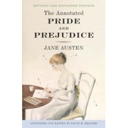 The Annotated Pride and Prejudice, Paperback