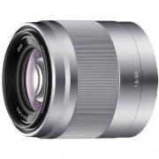 Sony Objetivo Sony E 50mm F/1.8 OSS Plata