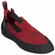 Five Ten - Moccasym - Chaussons d'escalade taille 7, noir/rouge
