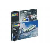 SET MACHETA REVELL - BOEING 727-100 GERMANIA - RV63946 - REVELL
